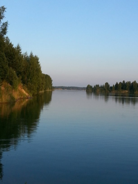 Фото озеро скачать