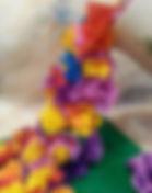 СувениризбумагиЧашаизобилия,сувениризбумагикупитьвСПб,бумажныйсувенир,полнаячаша,цветочнаячаша,сувенрэксклюзивный,ручнаяработа