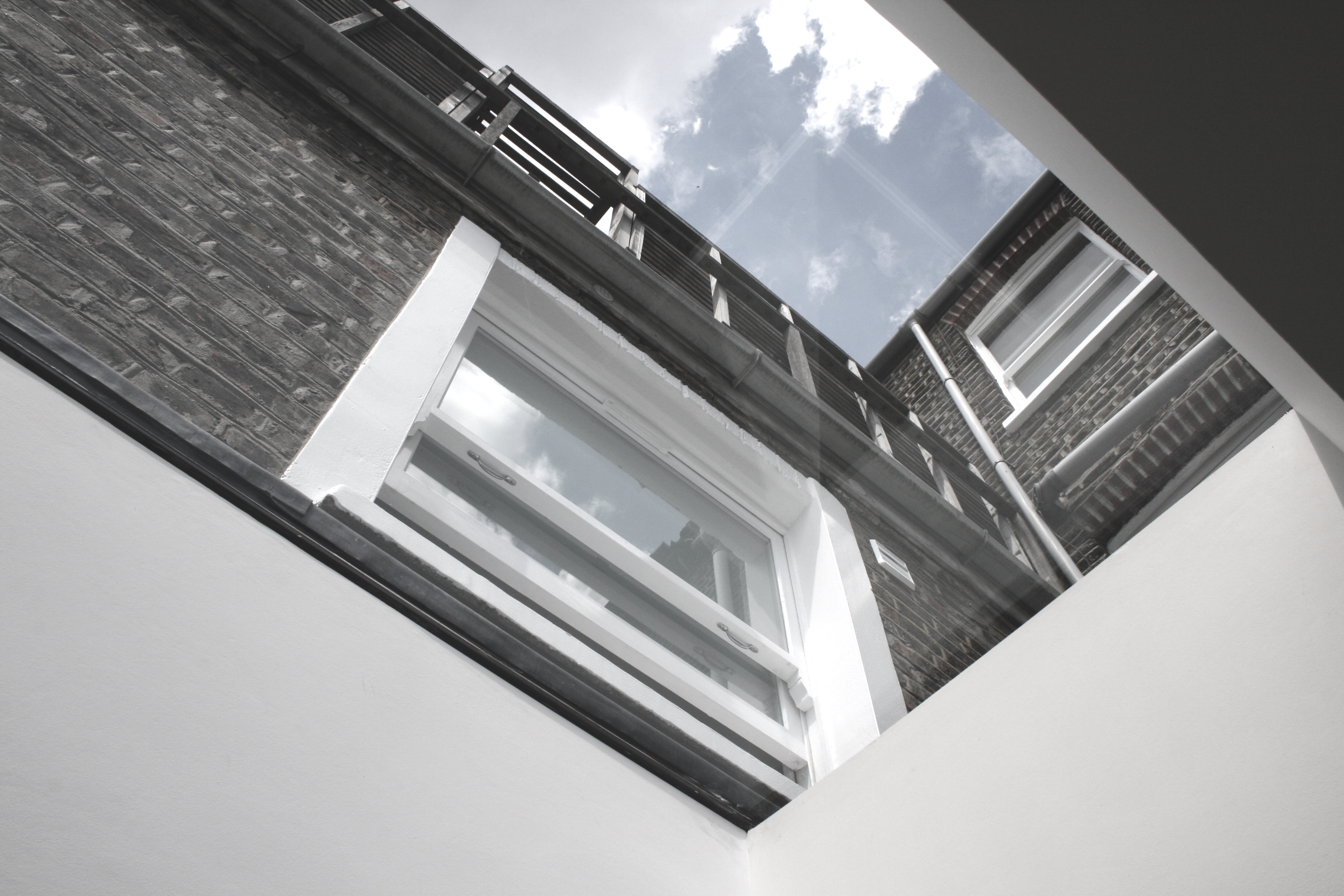 London, N4 | new extension light