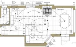 London, N19   New kitchen layout