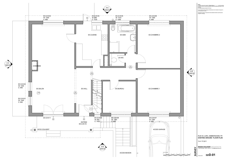 Zimmerheim, France | EX ground floor