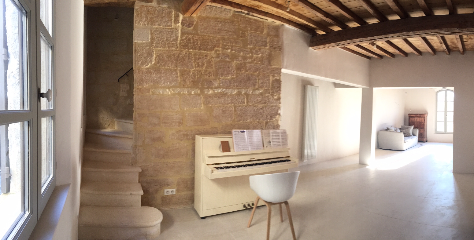 Uzes | living space