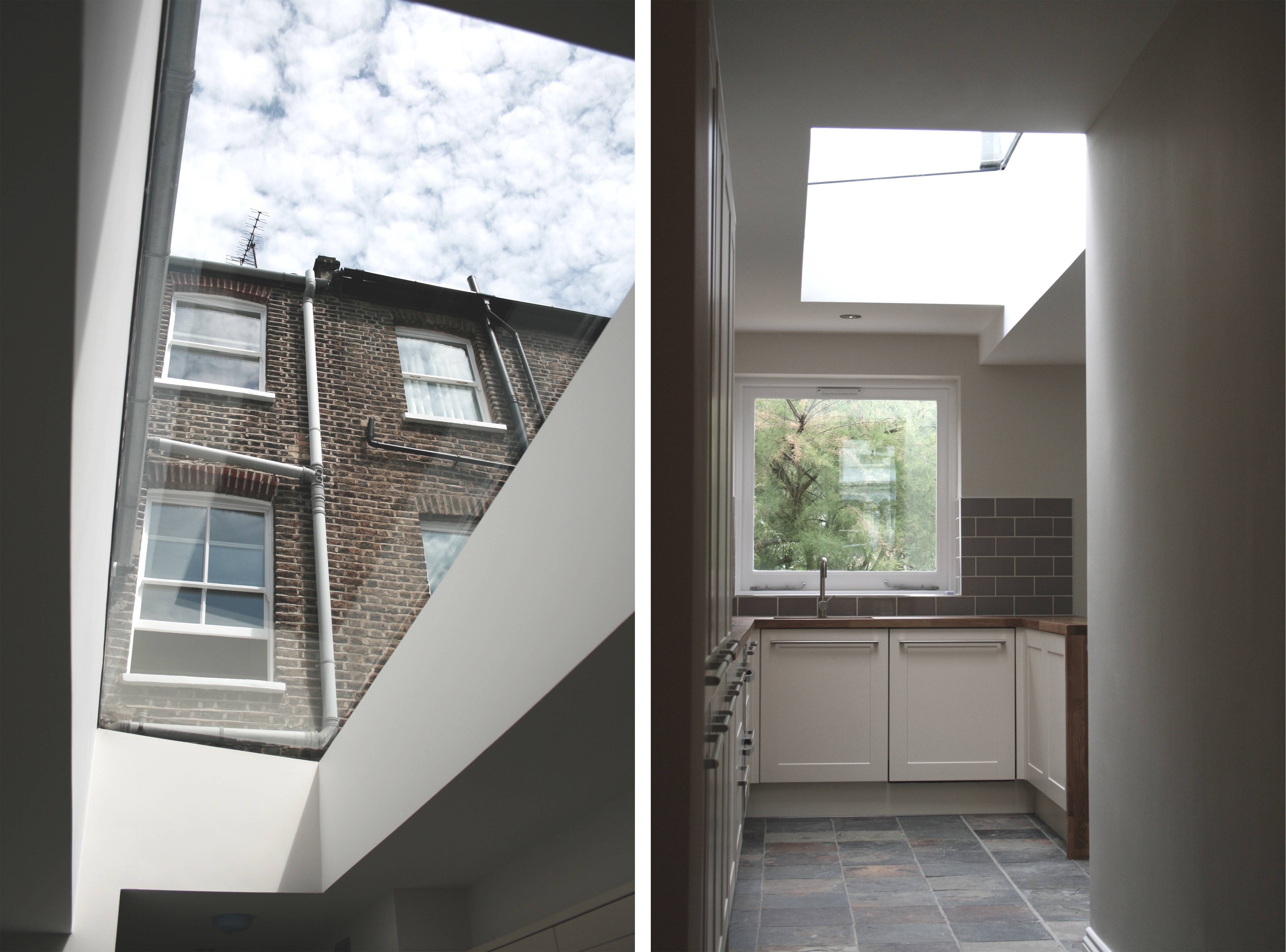 London, N4 | new extension kitchen
