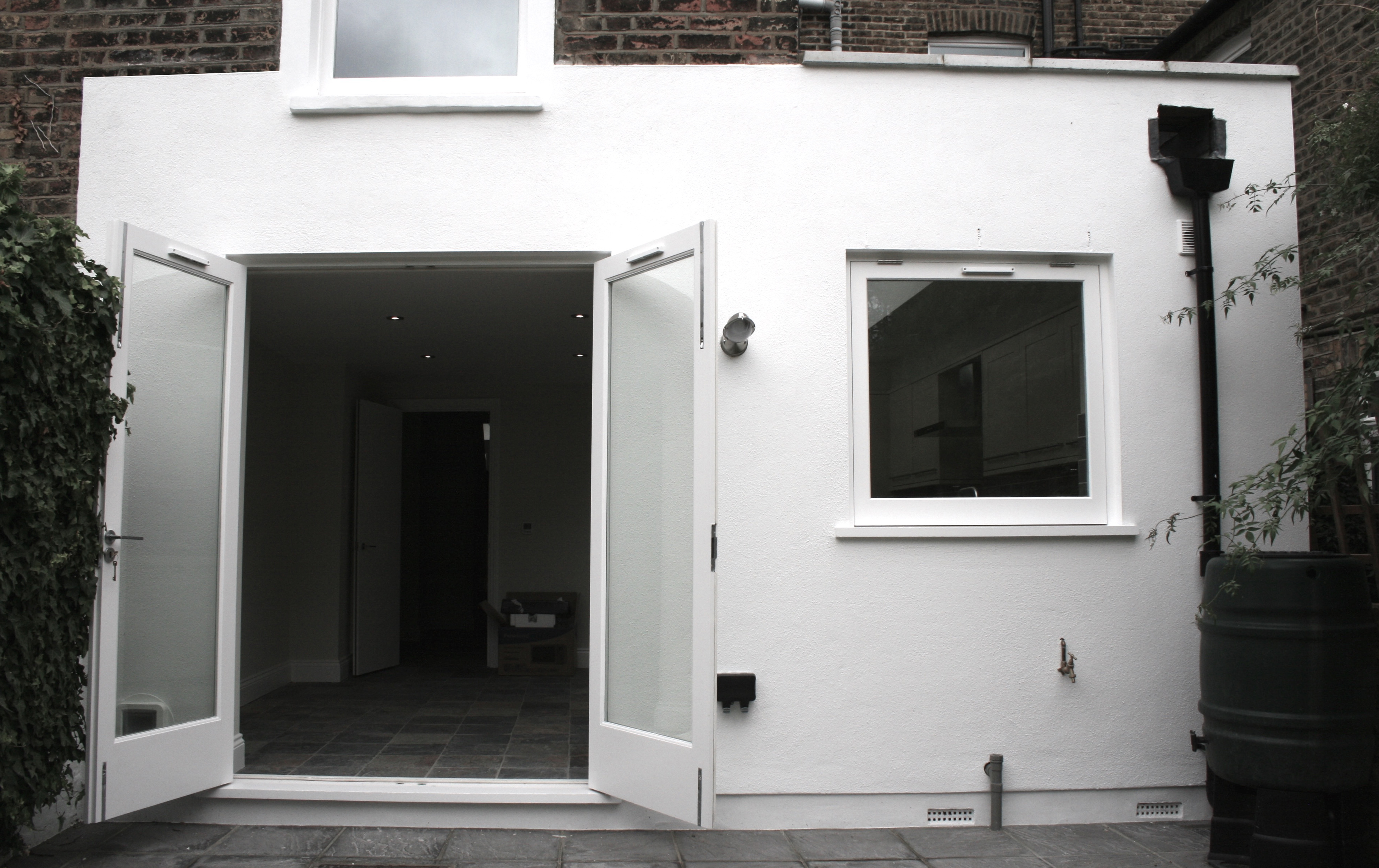 London, N4 | New side extension