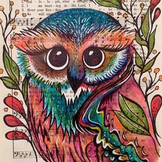 Victory Owl