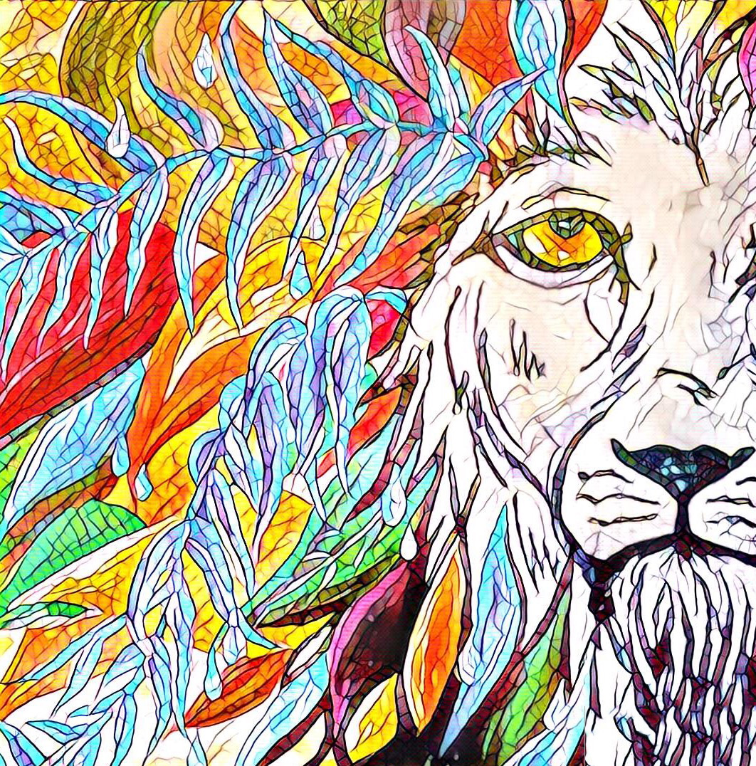 Life Flows From the Lion