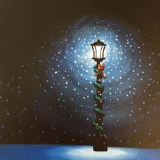 Christmas Street Lamp
