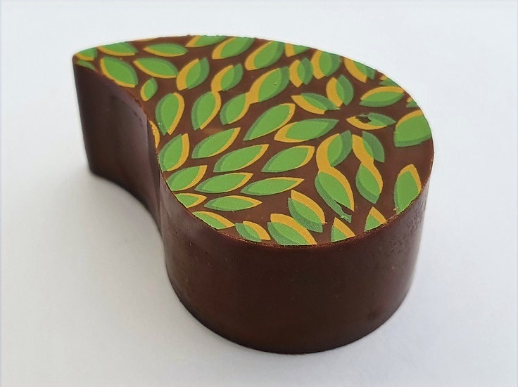 Crème Caramel Ganache Chocolates