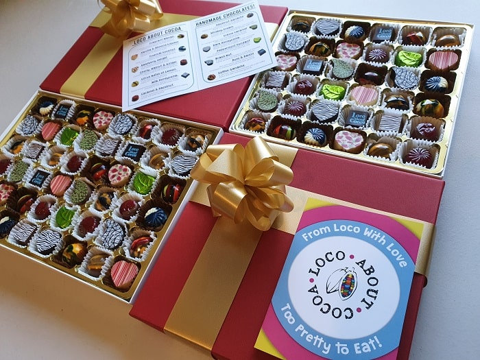 Box of 48 Chocolates