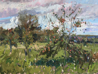 I have been Shortlisted for the Jackson's Painting Prize!