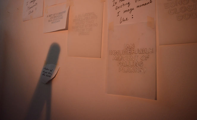 WEEK TWO: A Note to Self (Tales of the Red Staircase), Tessa Langeveld, Concordia Enschede