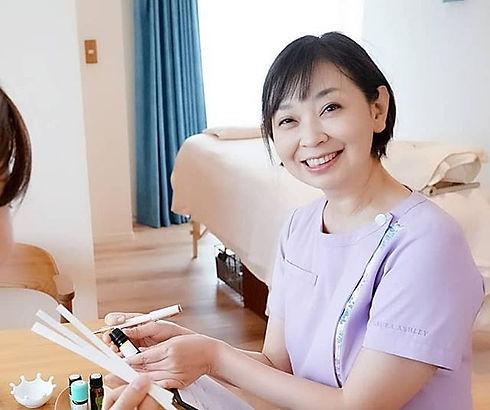 アロマサロンSHIMMER(シマー)英国IFA認定国際アロマセラピスト