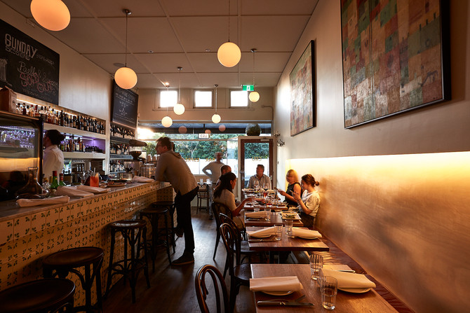 CRU WINE BAR SELECTED  FOR A TIME OUT RECOMMENDED AWARD 2017