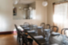 Function, private dining, private dining rom, kew dining room