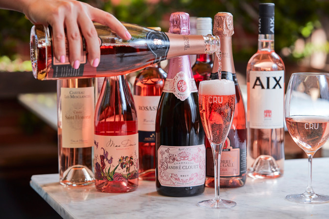 Summer of Rosé (WIN A MAGNUM OF FRENCH ROSÉ!)