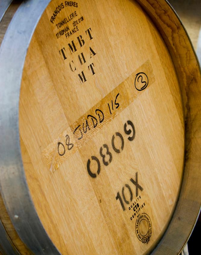 judd barrel