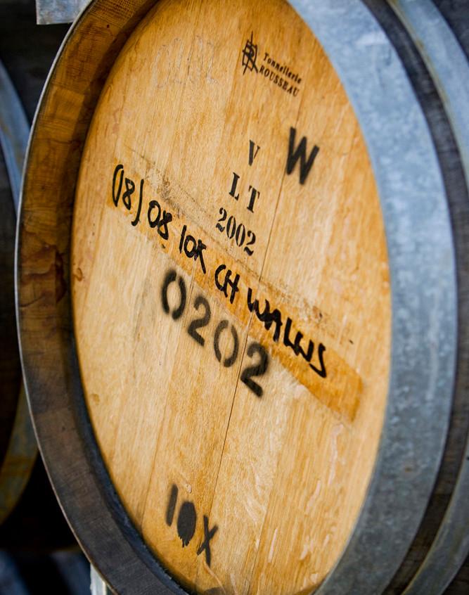 tilted barrel