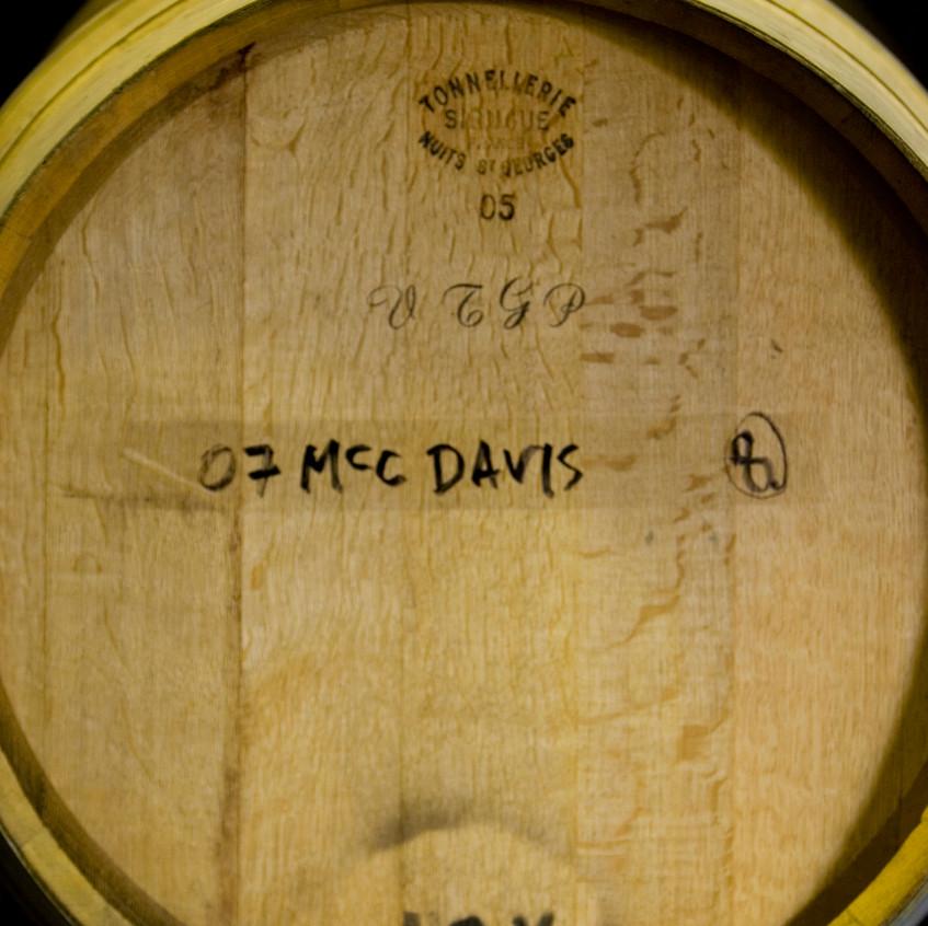 front barrel