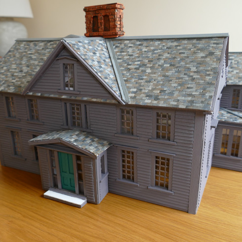 Orchard House Model