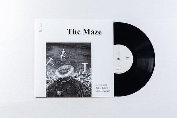 THE MAZE by Kārlis Auziņš / Matīss Čudars / Ivars Arutyunyan