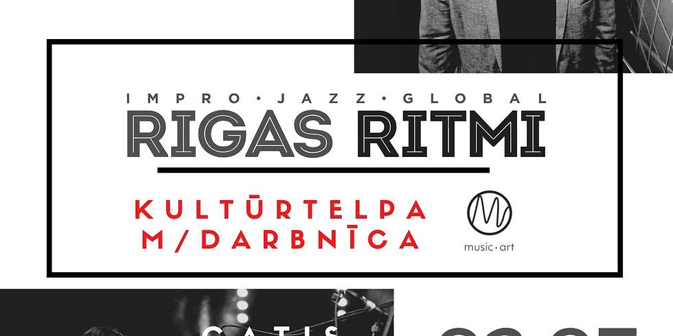 Rīgas Ritmi 2021 - M/Darbnīca - Tuomo Uusitalo trio