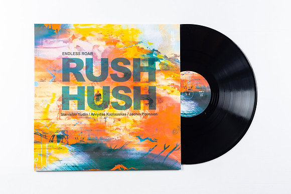 RUSH HUSH by Endless Roar