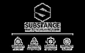 Substance Suite tekstūros