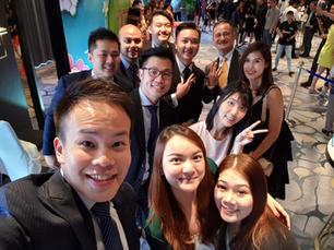 2019 Client Appreciation CNY Dinner