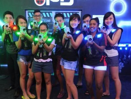 Sirus Bonding @ Laser Ops