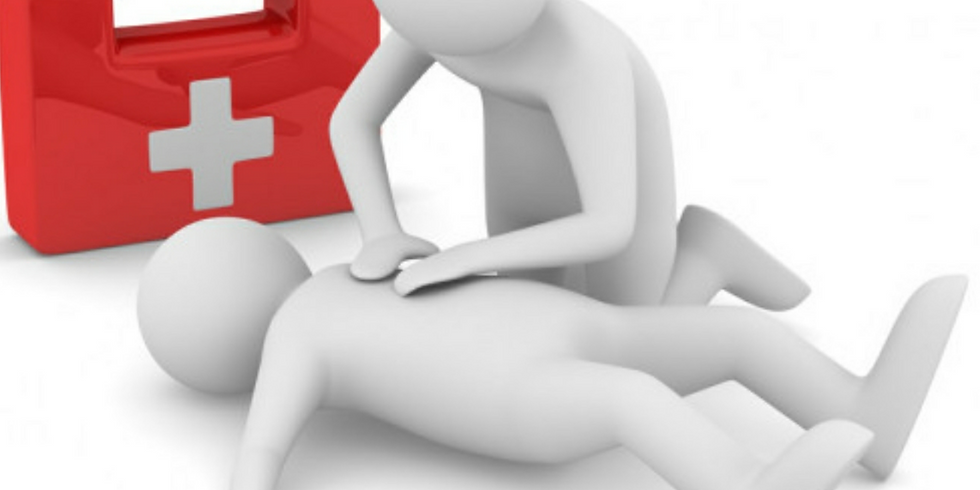 Emergency 1st Aid at Work (Qualsafe Certified) - 22nd April