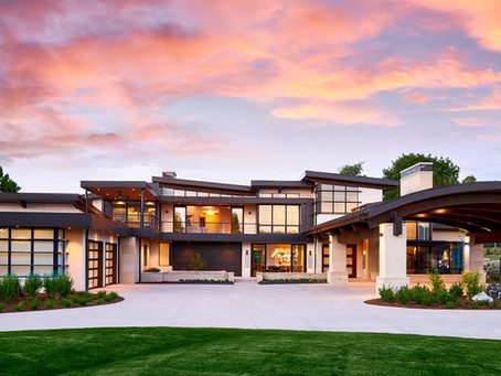 Miesian Modern Muse: A Home of the Century in Denver's Idyllic Neighborhood