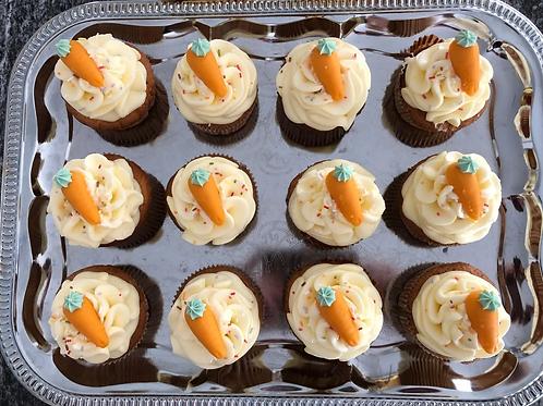 Cupcakes Rüebli (Mindestbestellmenge 4 Stk.)