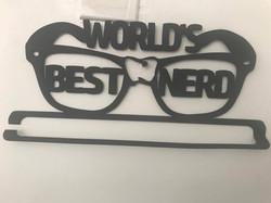 World's Best Nerd, Medal Holder
