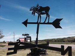 Moose Weathvane