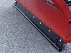 Yard Guard for plow edges