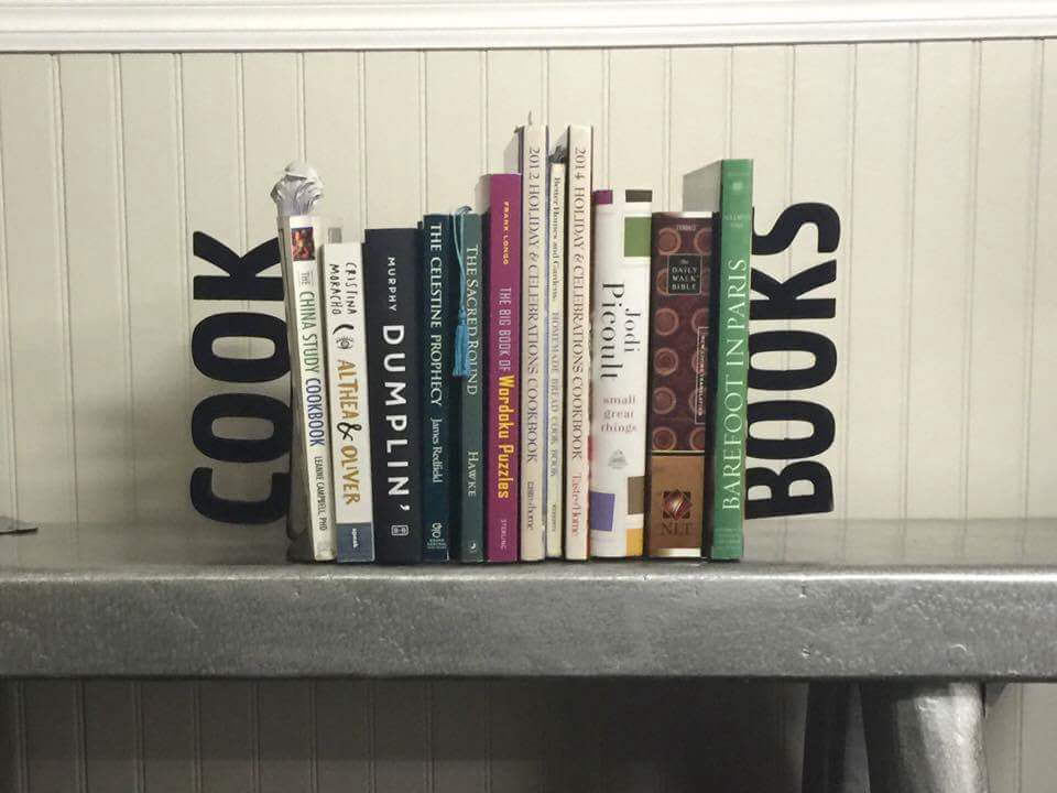 Cook Book, Book Ends