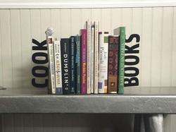 Cook Book, Book Ends