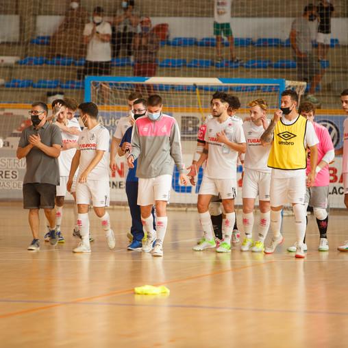 O CD Lugo Sala, rival nas semifinais polo ascenso do Portus Apostoli B