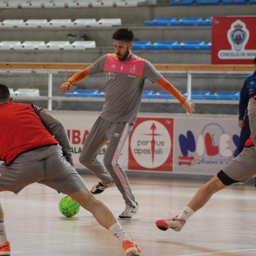 Durán Ejido Futsal-Noia Portus Apostoli FS: el sueño del PlayOff empieza en el sur