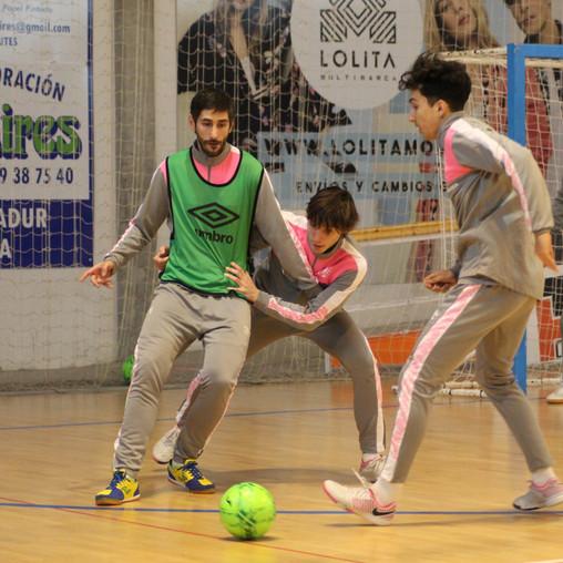 Noia Portus Apostoli FS-Atlético Benavente: choque por todo lo alto para estrenar el 2021 liguero