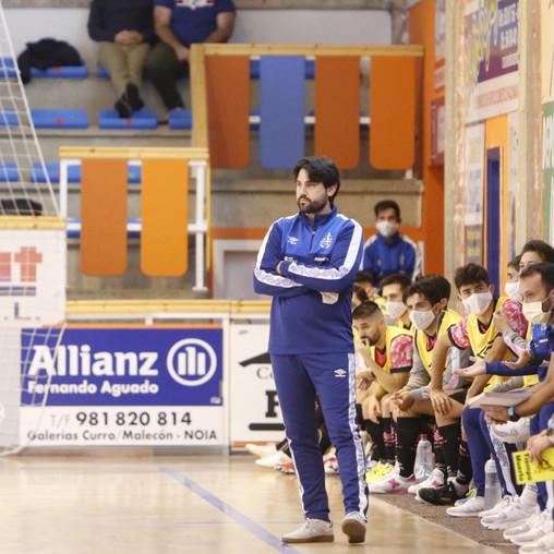 """Marlon Velasco: """"Este resultado, después de los anteriores, nos pone los pies en el suelo"""""""