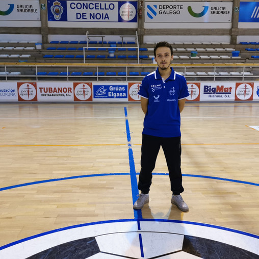 """Pablo López: """"Trabajo, ilusión y muchas ganas de poder ayudar al equipo"""""""