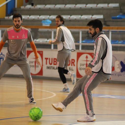 CD Rivas Futsal-Noia Portus Apostoli FS: vuelta a un lugar especial con la décima victoria en mente