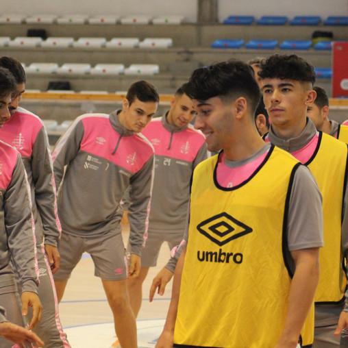 Noia Portus Apostoli FS-Santiago Futsal: unha final en xogo