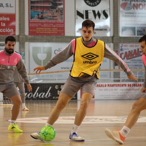 Noia Portus Apostoli FS-Atlético Benavente FS: nuevo test antes del primer partido oficial
