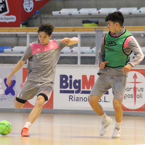 Noia Portus Apostoli FS-Durán Ejido Futsal: solo cabe la victoria para seguir soñando