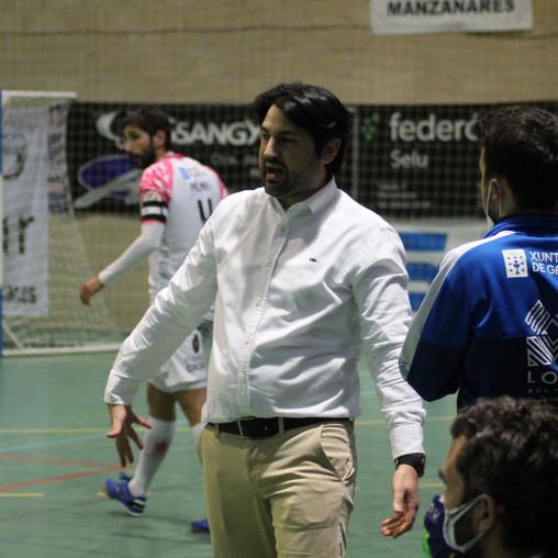 """Marlon Velasco: """"Creo que lo más justo habría sido un empate y no a pocos goles"""""""