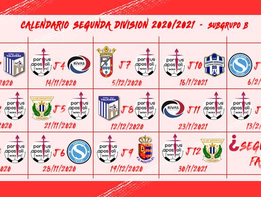 El camino del Noia Portus Apostoli FS en el Subgrupo B de la Segunda División