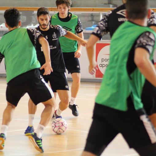 PREVIA | SC Braga-Noia Portus Apostoli FS | Último test antes de la hora de la verdad