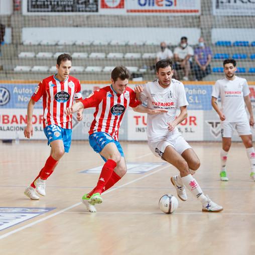 FILIAL | Derrota na ida de semifinais (0-2)